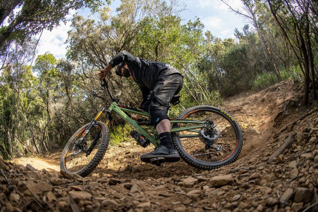 06.03.19. Orange Bikes Alpine 6 Punta Ala Launch Wideopen.  PIC © Andy Lloyd www.andylloyd.photography