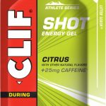CLIFF Shot Energy Gel Citrus